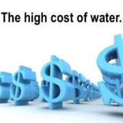 High Cost Of Water
