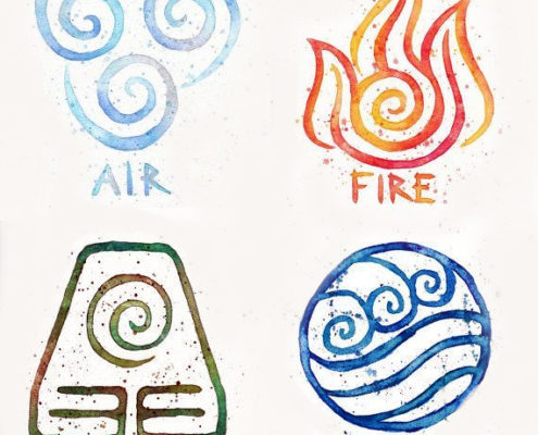 Earth Wind Fire And Water