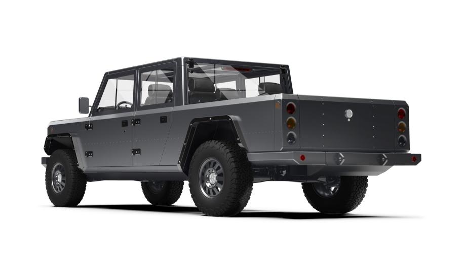 B2 Ev Truck