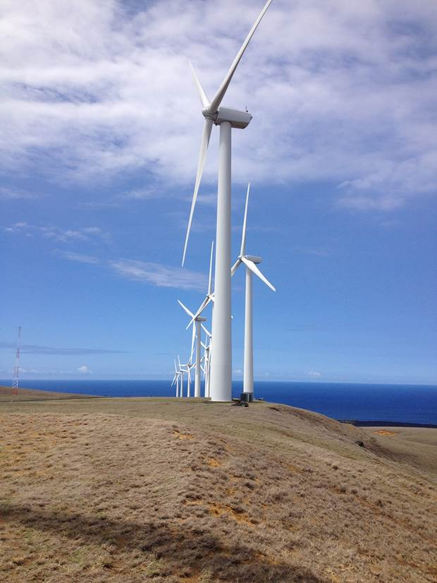 Lālāmilo Wind Farm 1
