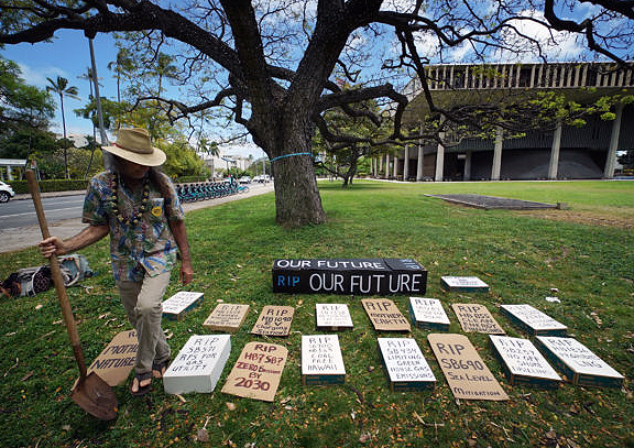 Rip 2019 Hawaii Legislature