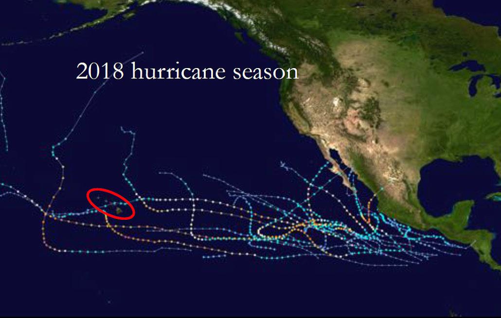 2018 Hurrican Season
