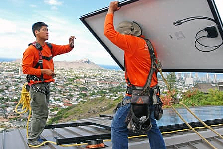 Rooftop Solar Labor