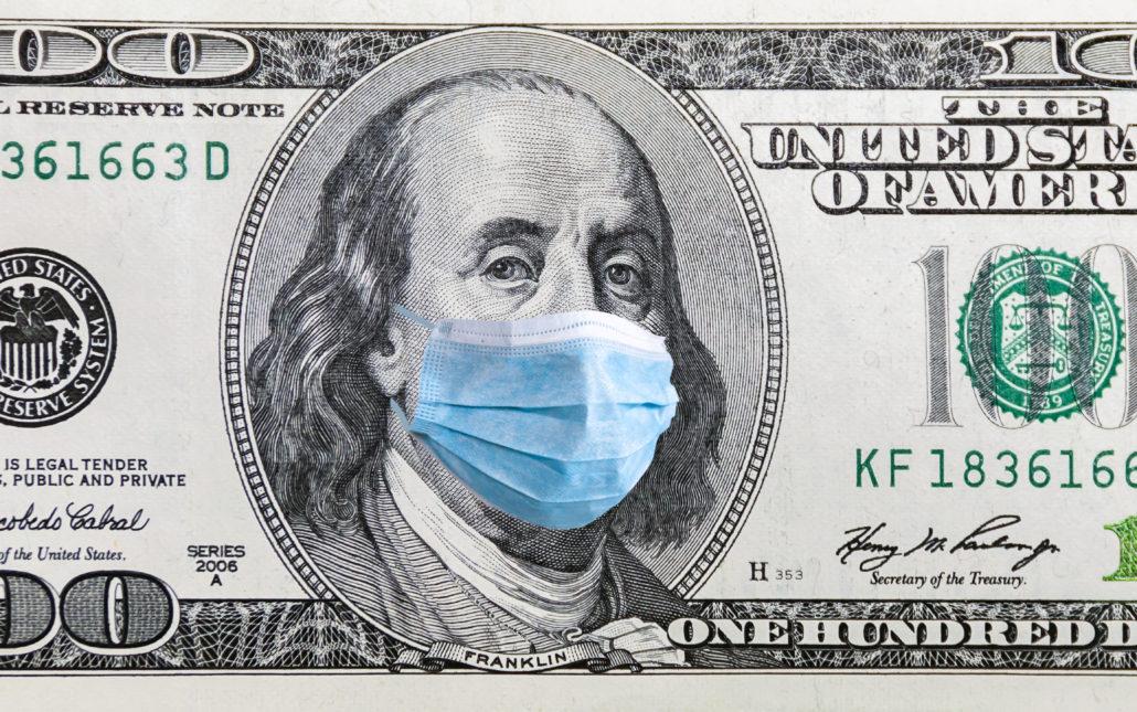 Virus Aid Dollars