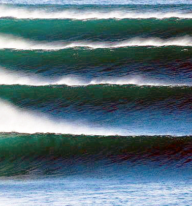 Sets Of Waves