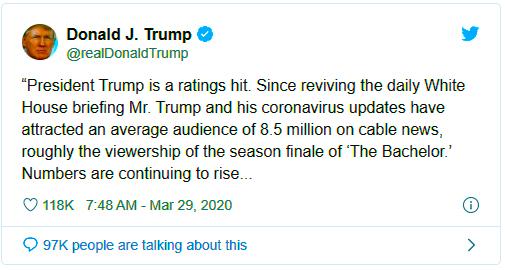 Trump Twitter Quote