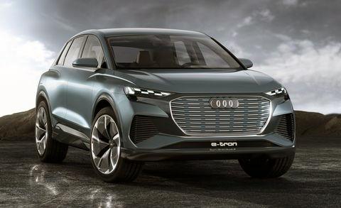 Audi Ev1