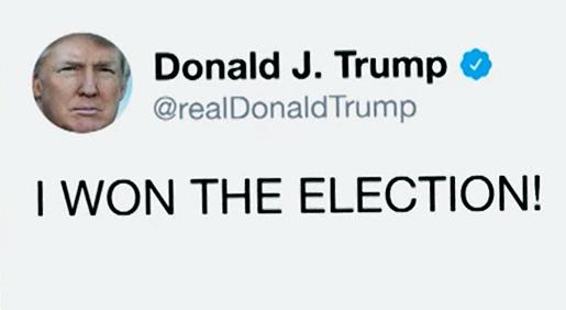 Last Trump Tweet