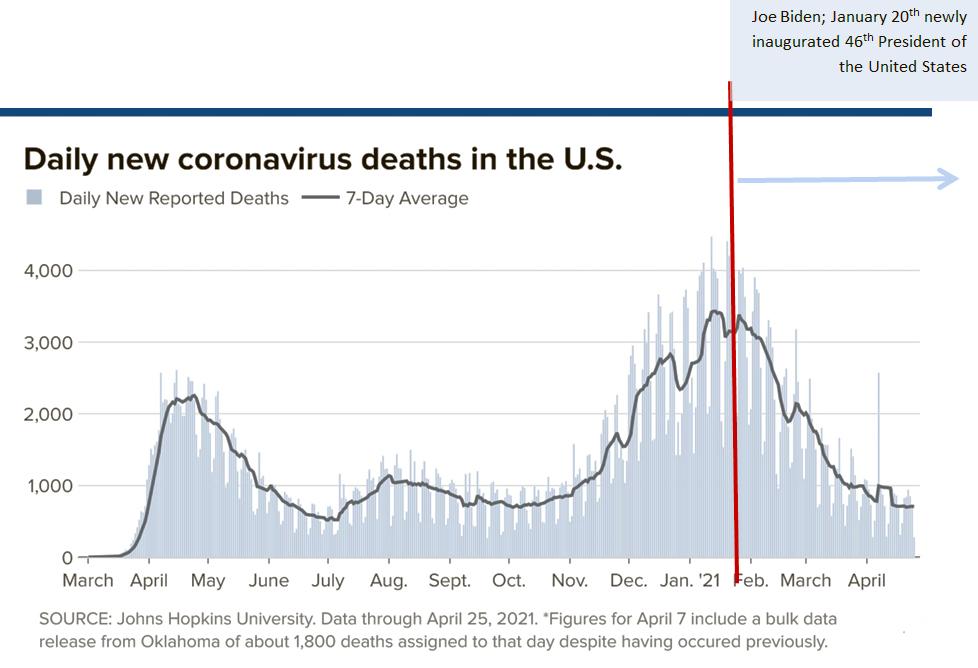 Biden Covid Graph